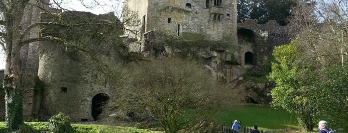 The Blarney Stone is one of Cork-Ireland cool things to do.