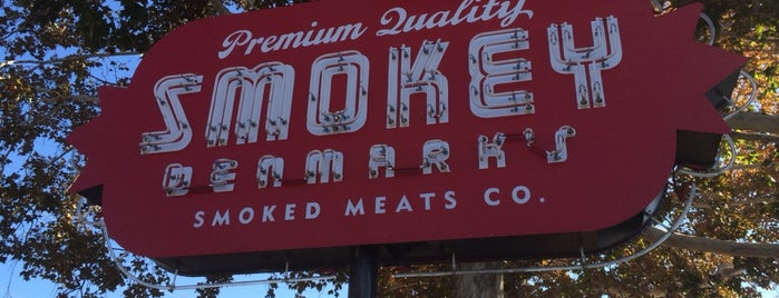 Smokey Denmark's is one of Austin!.