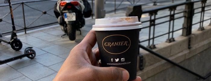 Granier is one of Dulces tentaciones.