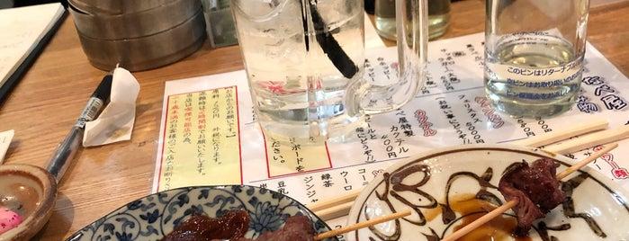 なべ屋 鍋屋横丁 is one of สถานที่ที่บันทึกไว้ของ Hide.