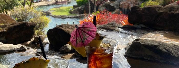 Happy Talk Bar & Restaurant is one of 🚁 Hawaii 🗺.