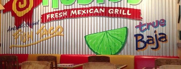 Rubio's Coastal Grill is one of Garden Grove.