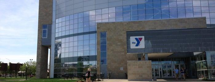 YMCA - David D. Hunting is one of Lieux qui ont plu à Matt.