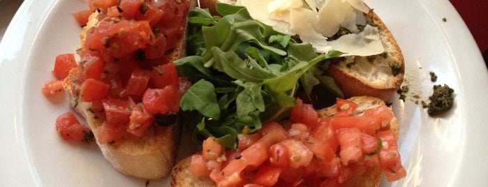 Vapiano is one of Guide to DC.