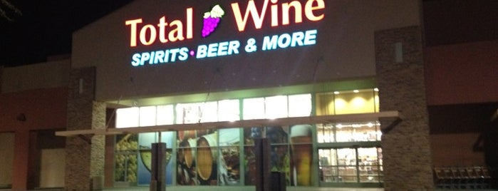 Total Wine & More is one of Chuck: сохраненные места.