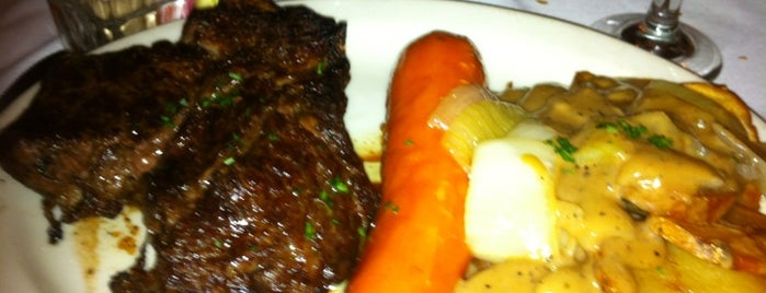 Bob's Steak & Chop House is one of Beyond Eats!.