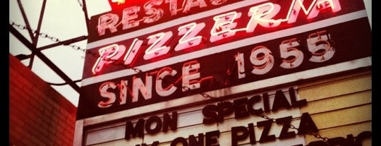 Pete's Pizzeria #2 is one of Hot Spots.