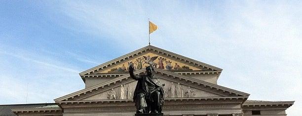 Opernplatz is one of Around The World: Europe 1.