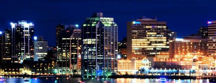 Halifax, Nova Scotia is one of สถานที่ที่ Luiz Cláudio ถูกใจ.