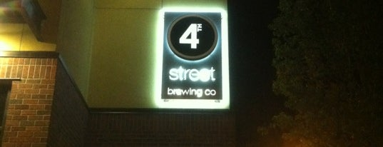 4th Street Brewing is one of PDX Brew Pubs.