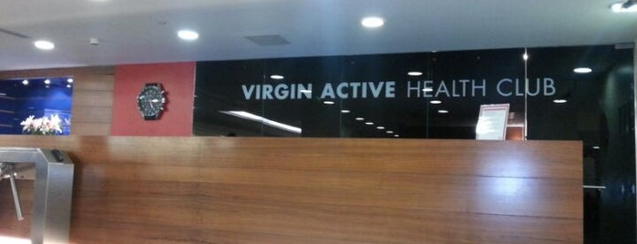 Virgin Active is one of Lieux qui ont plu à Panagiotis.