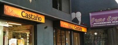 Castaño is one of Providencia.