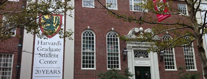 Harvard University is one of I'm Shipping Up to Boston.