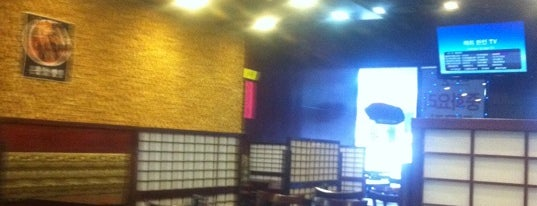 Tian Chinese & Korean Restaurant is one of Posti salvati di Rachel.