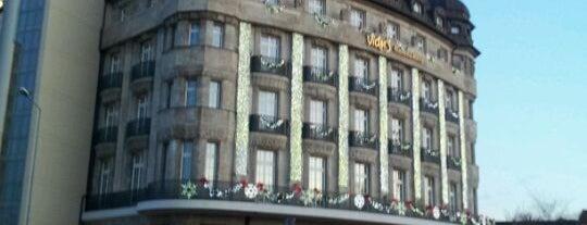 Victor's Residenz-Hotel is one of Berlin/Leipzig , Germany.