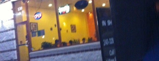Bubble Tea Cafe is one of Agent Reboot Washington DC.