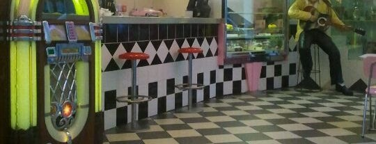 The Fifties Diner is one of Eating Spots.