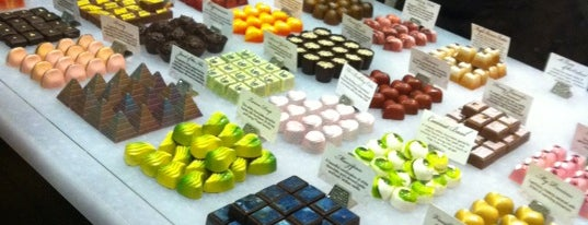 Anna Shea Chocolates & Lounge is one of Yummy Food...