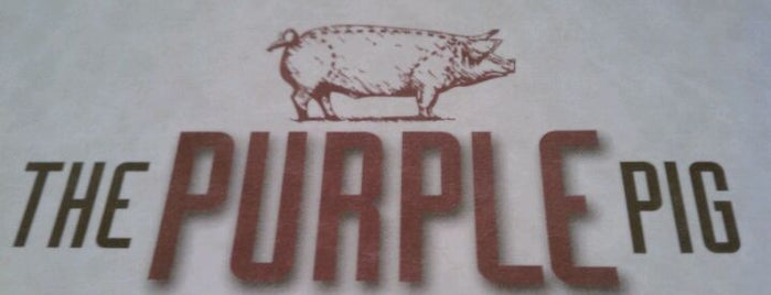 The Purple Pig is one of Must Do - Chicago.