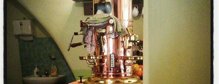 Chocco Caffe is one of Litomyšl.