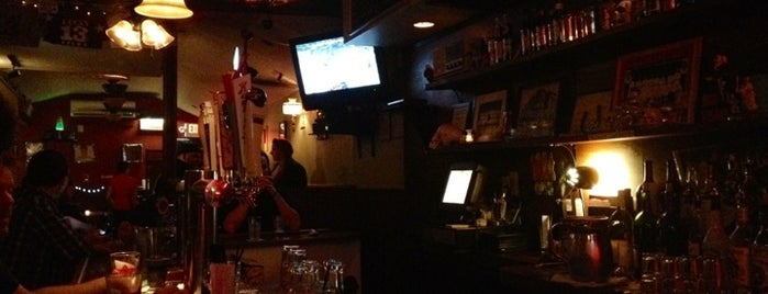 Lucky 13 Pub is one of PHL TODO.