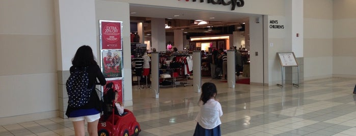 Macy's is one of Guam.