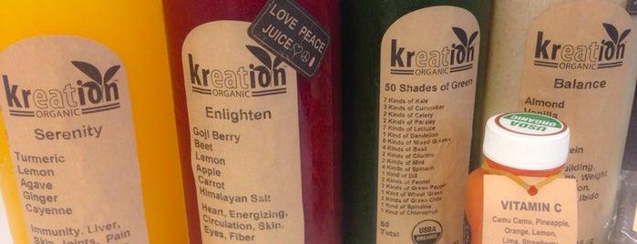 Kreation Organic is one of Organic LA.