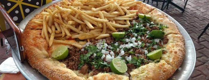 Pizzas GALAXIAS is one of dónde ir.