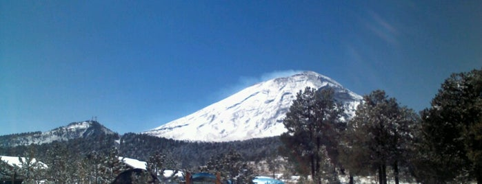Parque Nacional Iztaccíhuatl-Popocatépetl is one of Maria 님이 좋아한 장소.