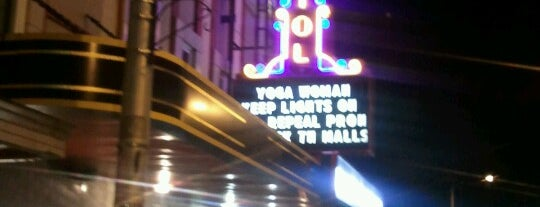 Capitol Theater is one of Neon/Signs West 3.