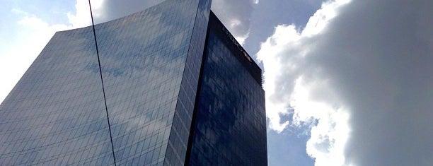 Torre HSBC is one of Rascacielos en la Ciudad de México..