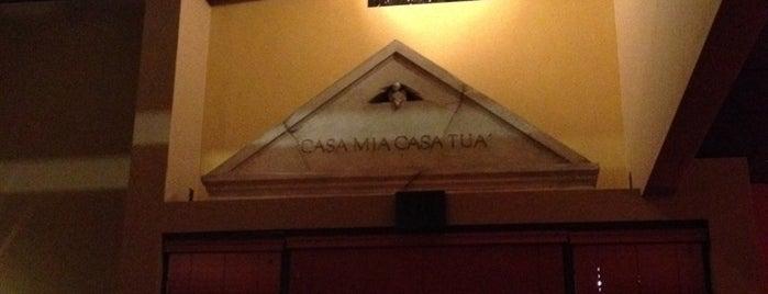 Gino's Italian Ristorante is one of Idaho Eats.