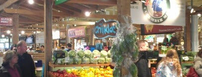 Calgary Farmers' Market is one of Calgary, AB.
