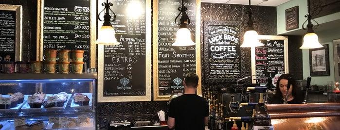 Hemingway's Coffee Nook is one of CBus.