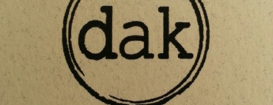 Dak is one of Chicago Food Spots.