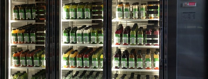 juice press is one of NYC East Village.