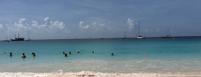 Copacabana Beach Bar & Grill is one of Barbados.