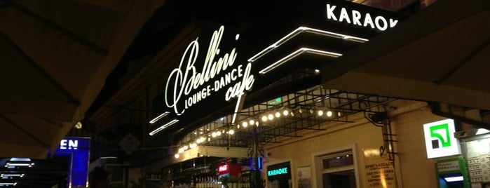 Bellini Lounge Dance Cafe is one of 4eat.