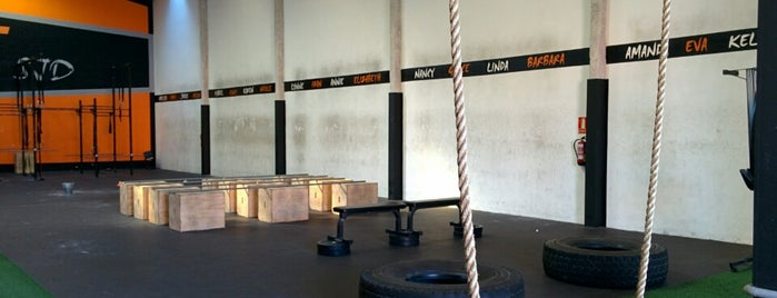 CrossFit SJD is one of Instalaciones Deportivas / Esports.