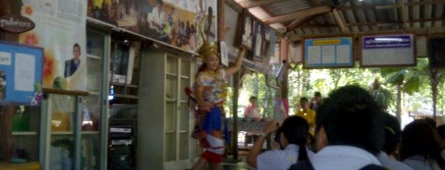 ศูนย์วัฒนธรรมหมู่บ้านแขนน is one of สถานที่ที่ Paolo ถูกใจ.