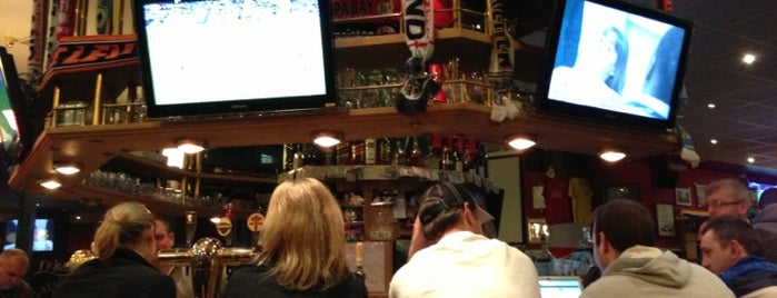 Fat Boy's Sportsbar & Grill is one of Nice spots around Schuman.