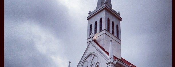 Catholic Church of Our Lady of Lourdes is one of Singapore Catholic Churches (City District).