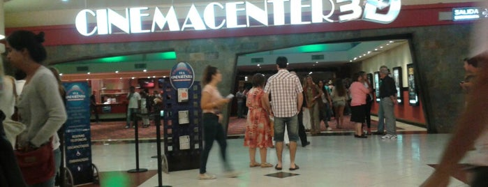Cinemacenter is one of Cines.