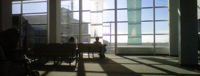 Aeropuerto de Bahía Blanca - Comandante Espora (BHI) is one of Lieux qui ont plu à ᴡ.