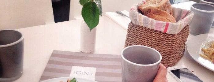 Gina Cucina is one of *** GURME ***.