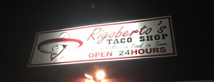 Rigoberto's Taco Shop is one of San Diego.