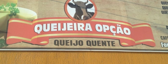 Queijeira Opção is one of Marcosさんのお気に入りスポット.