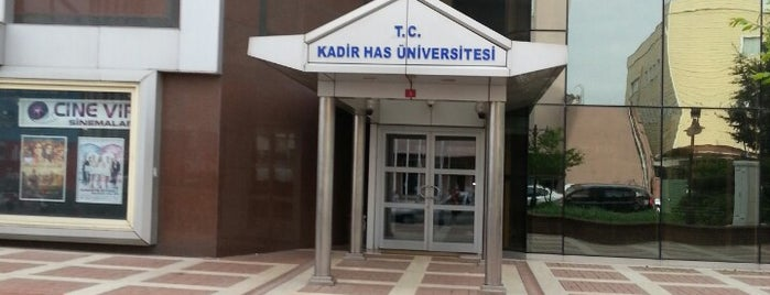 Kadir Has Center is one of İstanbul.