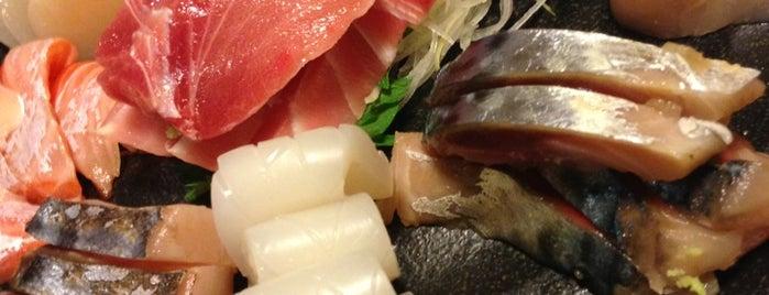 刺身BAR 河岸頭 is one of Tokyo Casual Dining.