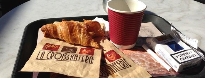 La Croissanterie is one of Cyprus.